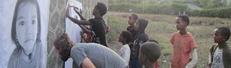 Watch BE THE CHANGE Ethiopia's Video, featuring behind-the-scenes!!!